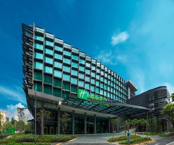 Holiday Inn Express Singapore Clarke Quay Image
